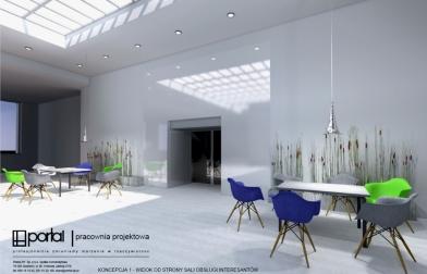 25 sierpnia 2014<br>Sala Obsługi Interesantów Urzędu Miasta Szczecin