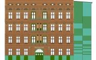 22 czerwca 2012<BR>Otrzymaliśmy decyzję o pozwoleniu na przebudowę i renowację wpisanej do rejestru zabytków kamienicy przy ul. Malczewskiego 34 w Szczecinie