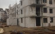 osiedle mieszkaniowe przy ul. Armii Krajowej w Stargardzie luty 2016