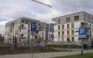 osiedle mieszkaniowe przy ul. Tenisowej, Ku Słońcu w Szczecinie