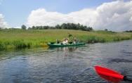 spływ kajakowy Brda 2011