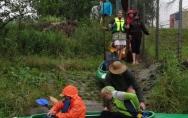 spływ kajakowy Rega 2010