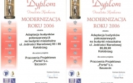 Konkurs Modernizacja Roku 2006