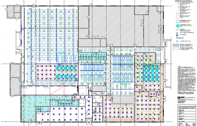 projekt przebudowy hala produkcyjna Mierzyn