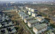 osiedle mieszkaniowe wielorodzinne na osiedlu Zodiak w Poznaniu