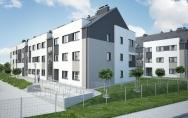 Dwa budynki mieszkalne wielorodzinne w Warzymicach