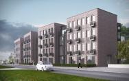 Budynek hotelowo-mieszkaniowy w Gdańsku