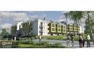 projekt osiedle mieszkaniowe Brzozowe Wzgórze ul. Kolonistów w Szczecinie