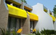 projekt ośrodek wypoczynkowy Słoneczny Brzeg Mielno-Unieście budynek B