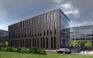 projekt Baltic Business Park biurowiec klasy A ul. 1 Maja w Szczecinie