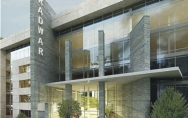 projekt Radwar Business Park Warszawa biurowiec klasy B+