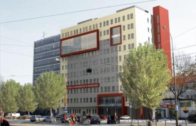 projekt Wyższa Szkoła Ekonomiczna w Warszawie
