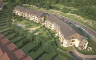 projekt zabudowa wielorodzinna ul. Kormoranów, Pelikana w Szczecinie zwycięska koncepcja w konkursie inwestorskim 2011
