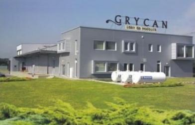 projekt wytwórnia lodów Grycan