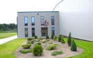 projekt Norpol Goleniów zakład uszlachetniania skór z norek wraz z budynkiem socjalno-biurowo-mieszkalnym i budynkiem chłodni