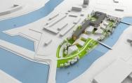 koncepcja kompleksu edukacyjno-badawczego Geocentrum Politechniki Wrocławskiej