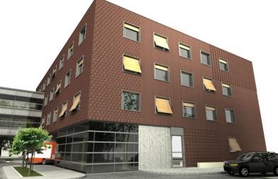 koncepcja rozbudowy Szpitala Wojskowego w Szczecinie