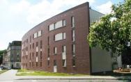 projekt zabudowa mieszkaniowa wielorodzinna ul. Zakopiańska, Krasińskiego w Szczecinie I nagroda w konkursie architektonicznym STBS 2005