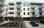 projekt zabudowa mieszkaniowa ul. Parkowa w Szczecinie