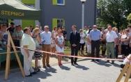 projekt osiedle budynków wielorodzinnych Stepnica uroczyste otwarcie 10 lipca 2014