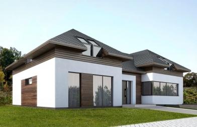 projekty domów jednorodzinnych i dwurodzinnych