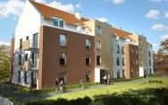 projekt budynek mieszkalny ul. Gila, Chopina w Szczecinie I nagroda w konkursie deweloperskim 2010