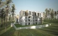 projekt budynek mieszkalny ul. Bema w Toruniu