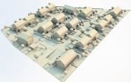koncepcja osiedla domów jednorodzinnych dwumieszkaniowych ul. Nowowiejska w Szczecinie