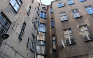 projekt renowacji zabytkowej kamienicy ul. Malczewskiego 34 w Szczecinie