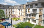 Osiedle mieszkaniowe ul. Tenisowa, Ku Słońcu w Szczecinie I etap budynki B1 i B2 z pozwoleniem na budowę 12.04.2014