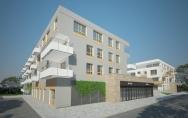 Osiedle mieszkaniowe z usługami ul. Ku Słońcu, Tenisowa w Szczecinie I miejsce w konkursie Etap 3 budynki B7 i B8