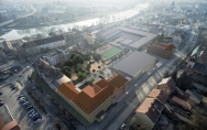 Grudzień 2017 <br>Zakończenie prac nad projektem Centrum Edukacji Zawodowej i Biznesu w Gorzowie Wielkopolskim