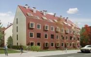 budynek mieszkalny wielorodzinny ul. Artyleryjska Kołobrzeg