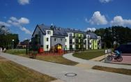 10 lipca 2014<br>Uroczyste otwarcie nowego osiedla w Stepnicy