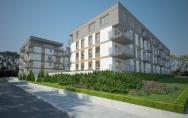 Sierpień 2013<br>Wygraliśmy konkurs na osiedle mieszkaniowe w Szczecinie