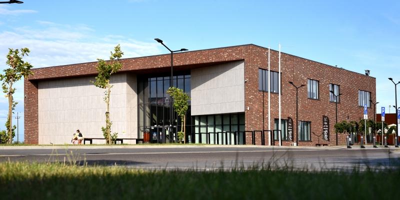 Gminny Ośrodek Kultury w Przecławiu, gmina Kołbaskowo